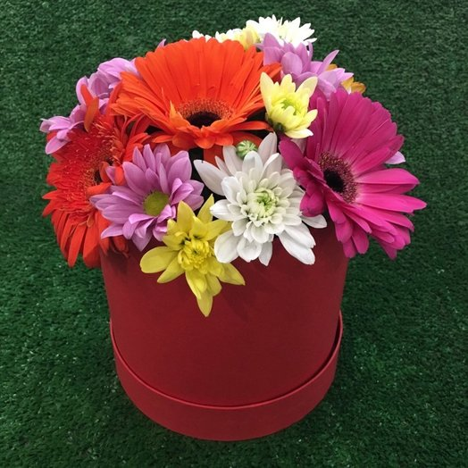 Для яркого праздника: букеты цветов на заказ Flowwow