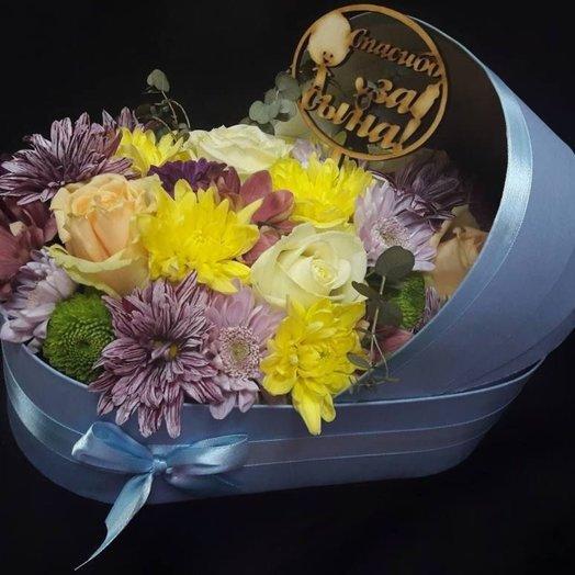 Выписка с роддома: букеты цветов на заказ Flowwow