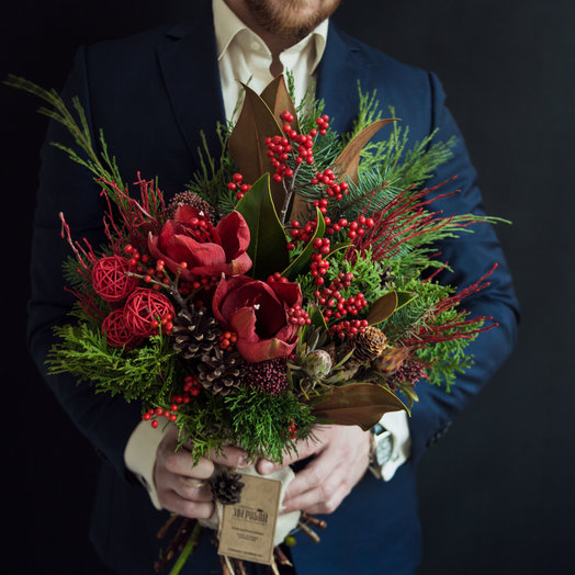 Тореодор: букеты цветов на заказ Flowwow