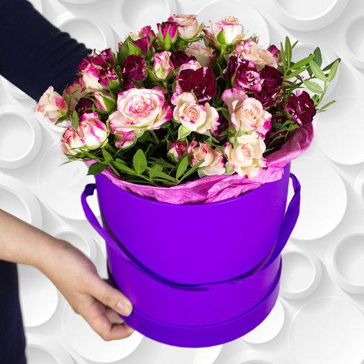 Две половинки: букеты цветов на заказ Flowwow