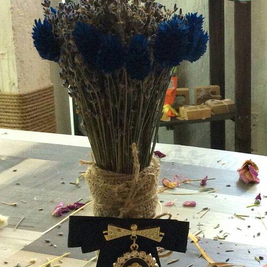 Шарм прованса: букеты цветов на заказ Flowwow