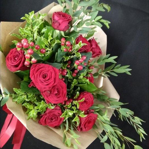 Юлия: букеты цветов на заказ Flowwow