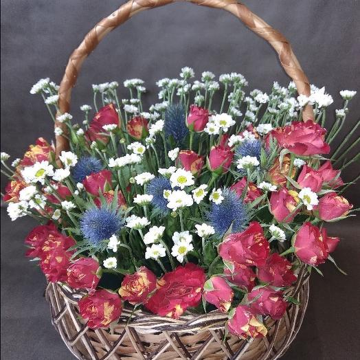 Варвара: букеты цветов на заказ Flowwow