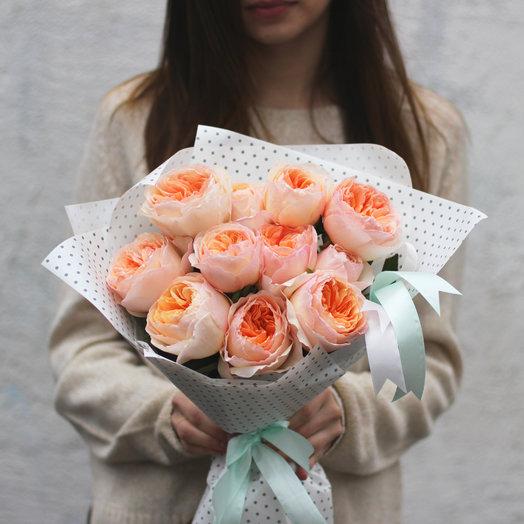 Моно 07: букеты цветов на заказ Flowwow