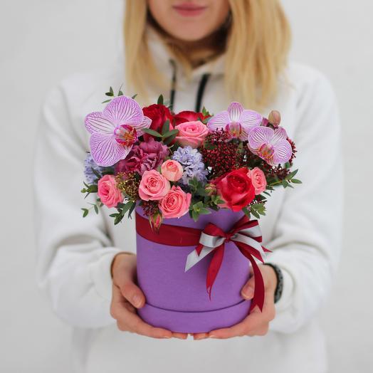 Бокс 13: букеты цветов на заказ Flowwow