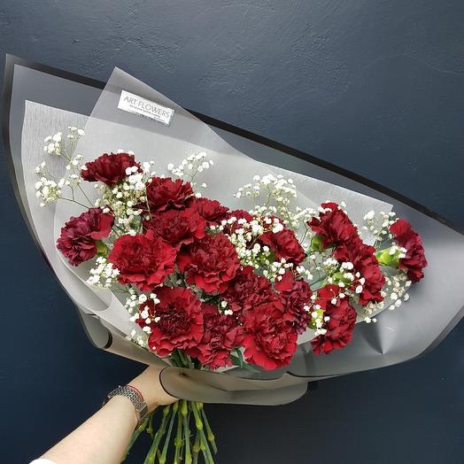 Знак любви: букеты цветов на заказ Flowwow