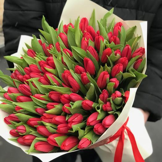 В цвете чувств: букеты цветов на заказ Flowwow