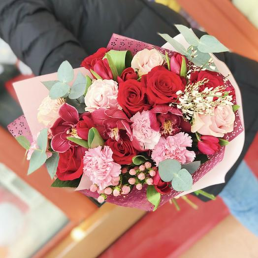 Королевна: букеты цветов на заказ Flowwow