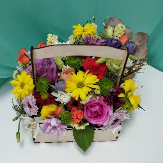 Нина: букеты цветов на заказ Flowwow