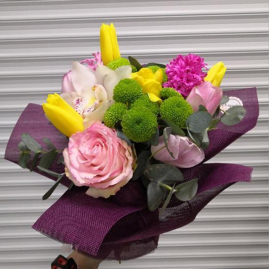 """A Bouquet Of """"Special"""": flowers to order Flowwow"""