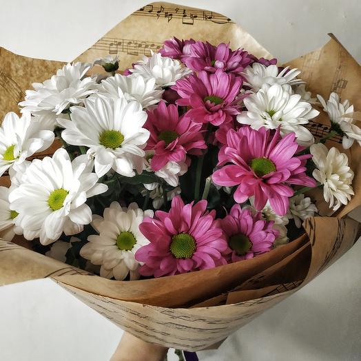 Варшавская мелодия: букеты цветов на заказ Flowwow