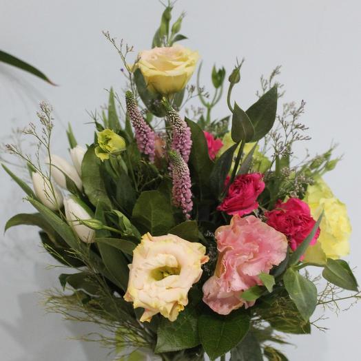 Настроение мечтать: букеты цветов на заказ Flowwow