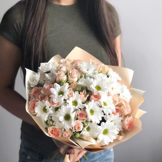 Акапелла: букеты цветов на заказ Flowwow
