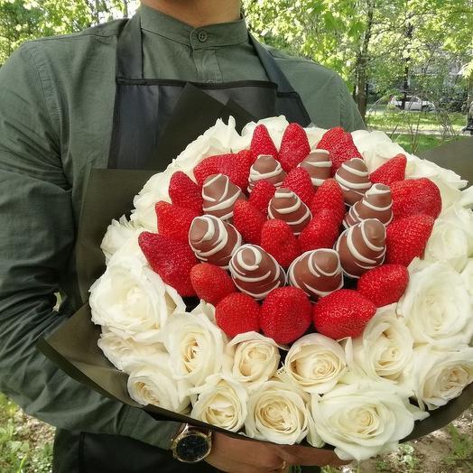 Tats: букеты цветов на заказ Flowwow
