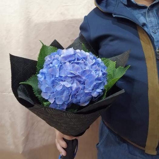 Облоко гортензии: букеты цветов на заказ Flowwow