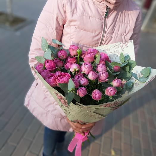 Букет 259: букеты цветов на заказ Flowwow