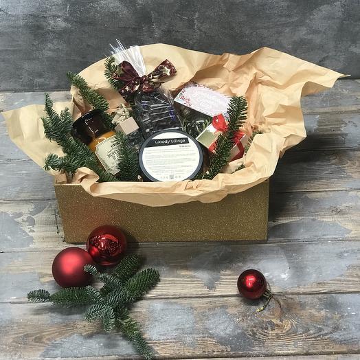 Рождественский подарок 2020: букеты цветов на заказ Flowwow