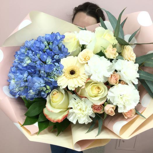 Морской бриз🌟💕🌸: букеты цветов на заказ Flowwow