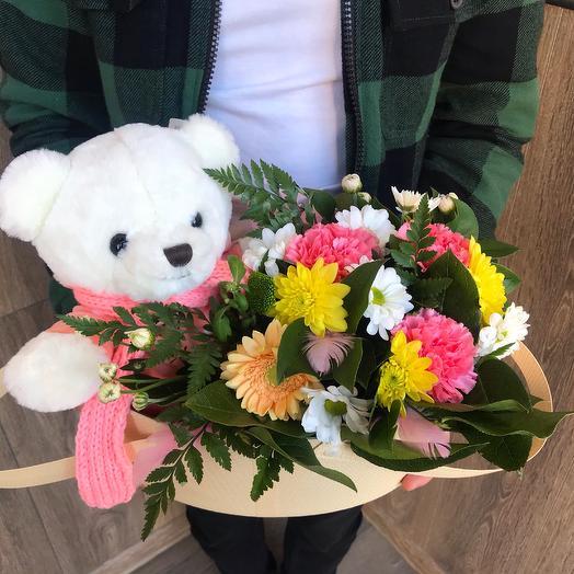 Сладкая новость: букеты цветов на заказ Flowwow