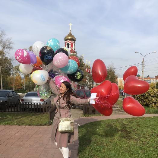 Воздушные шары 12 дюймов