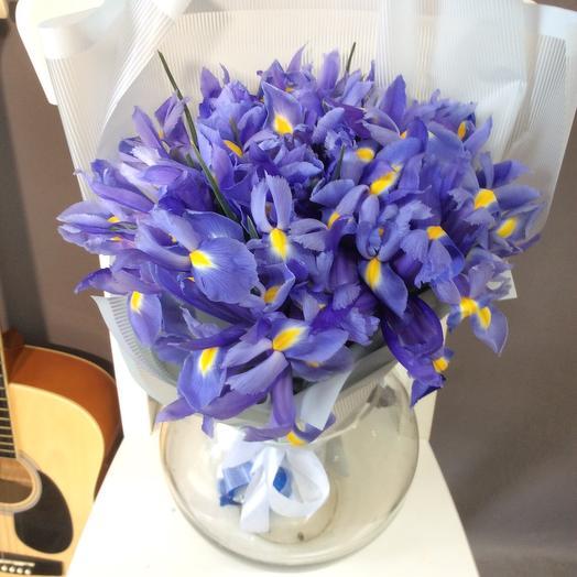 Букет «Милые ириски»: букеты цветов на заказ Flowwow