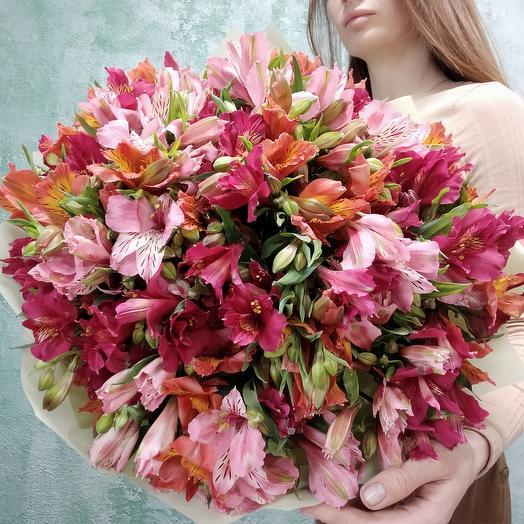 Лето впереди: букеты цветов на заказ Flowwow