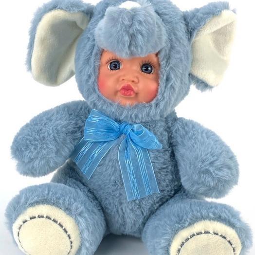 Кукла мягкая 25 см