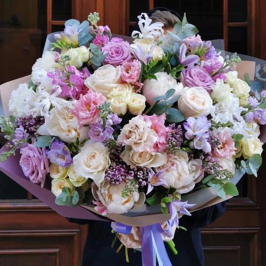 Букет цветов «Блаженство»