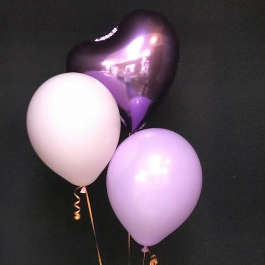 3 воздушных шара