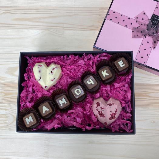 Шоколадный набор «Мамочке»