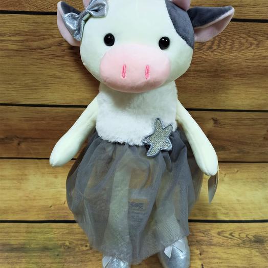 Корова в платье