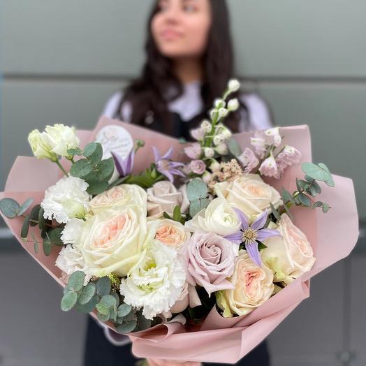 Цветочный букет 27