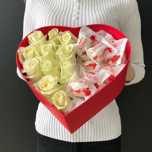 FlowersLab - Сердечный презент»