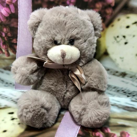 Мишка с бантиком «Медведка»