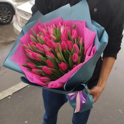 51 - тюльпанов