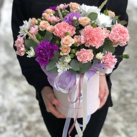"""цветочная композиция """"Реймс"""""""