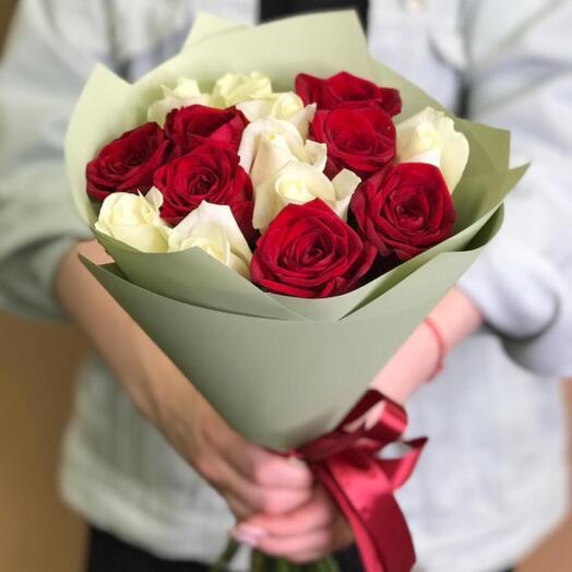 Роза 15шт