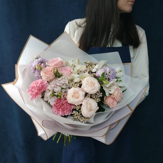 """Bouquet """"First love"""""""