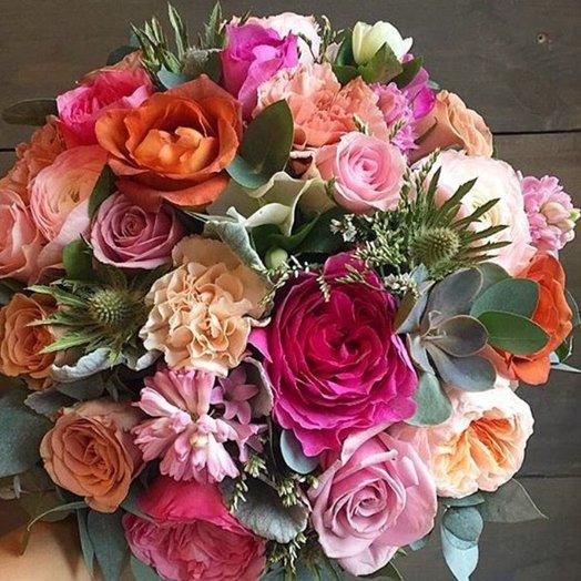 Деми Мур: букеты цветов на заказ Flowwow