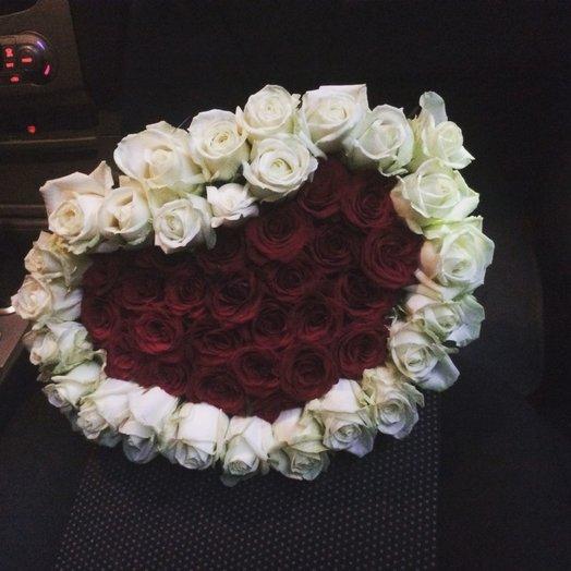 Букет 18: букеты цветов на заказ Flowwow