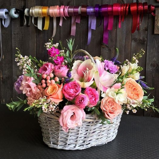 """Delicate bouquet of """"an Unforgettable day"""": flowers to order Flowwow"""
