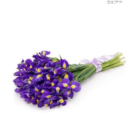 Синий: букеты цветов на заказ Flowwow