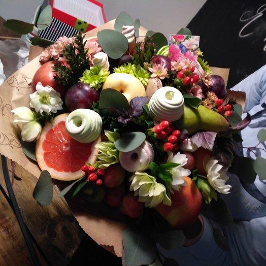 Букет  На все случаи жизни: букеты цветов на заказ Flowwow