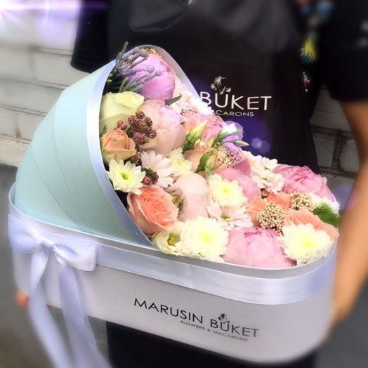 Ура я родился!: букеты цветов на заказ Flowwow