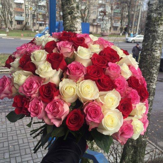 Букет Сочная весна: букеты цветов на заказ Flowwow