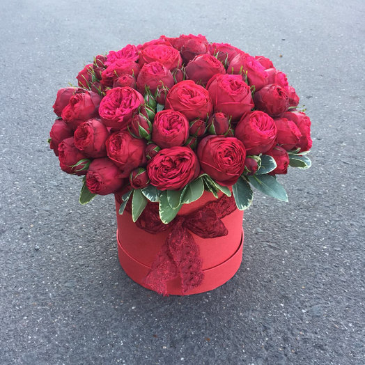 От Ромео: букеты цветов на заказ Flowwow