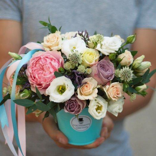 Ласковая Лизи: букеты цветов на заказ Flowwow