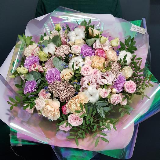 Барби: букеты цветов на заказ Flowwow