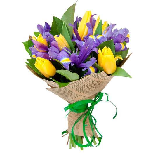 Букет 163 Аделфа: букеты цветов на заказ Flowwow