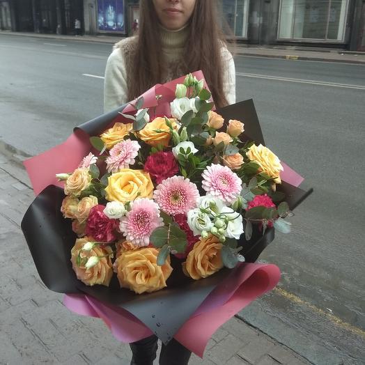 Be my: букеты цветов на заказ Flowwow